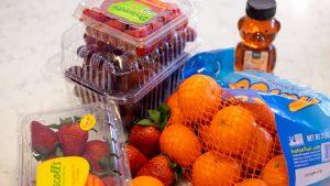 Amazon SNAP Fresh Fruit