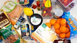 Amazon SNAP fresh food