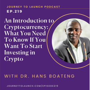 An Introduction to Cryptocurrency with Dr. Hans